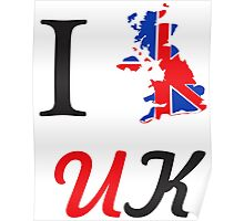 I Love England 578 Poster