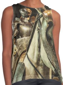 Knight in Shining Armour Contrast Tank