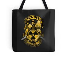 Kick Ass and Chew Bubble Gum! Tote Bag