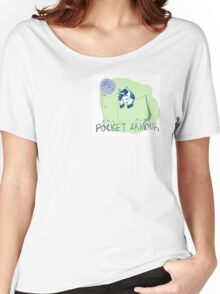 Pocket Armour Women's Relaxed Fit T-Shirt