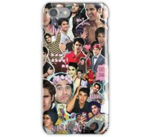 Darren Criss Collage iPhone Case/Skin