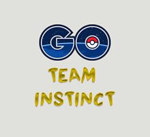 GO Team Instinct - Pokemon Go Unisex T-Shirt