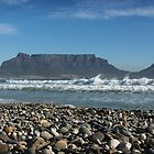 Table Mountain, Cape Town by SeeOneSoul