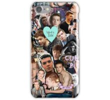 Cameron Monaghan Collage Case iPhone Case/Skin