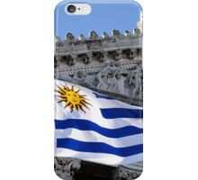 The Flag of the Oriental Republic iPhone Case/Skin