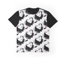 Fifth Harmony Lauren Jauregui 3D Drawing Art Graphic T-Shirt