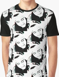 Fifth Harmony Lauren Jauregui 3D Drawing Art Graphic T-Shirt