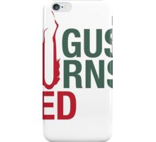 August Burn Red T-shirt  iPhone Case/Skin