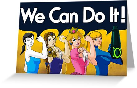 We Can Do It! by MoBo