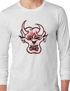 """""""Bold-School"""" Little Beast. Long Sleeve T-Shirt"""