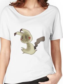 Mimmikyu Women's Relaxed Fit T-Shirt