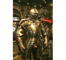 Suit of Armour Photographic Print