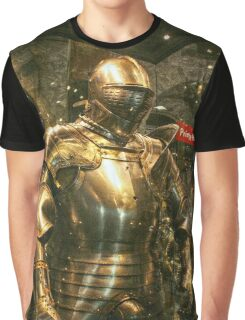 Suit of Armour Graphic T-Shirt