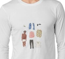A$AP Rocky Paper Doll Long Sleeve T-Shirt