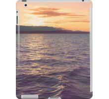 Serene Sound  iPad Case/Skin