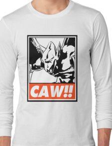 Firebrand CAW!! Obey Design Long Sleeve T-Shirt