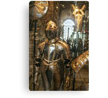 More Armour at the Tower Canvas Print