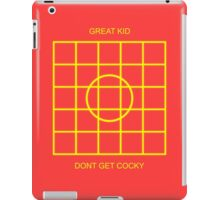 Falcon Targeting System iPad Case/Skin