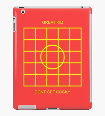 Falcon Targeting System iPad Case/Skin