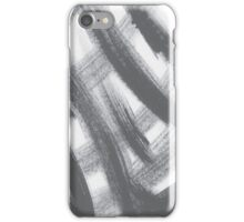 Brush Lines iPhone Case/Skin