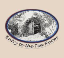 Tohono Chul entry to the Tea Room T-Shirt