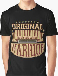 Keyboard Warrior Graphic T-Shirt