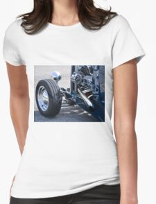 1932 Ford 5-Window Coupe Womens Fitted T-Shirt
