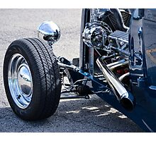 1932 Ford 5-Window Coupe Photographic Print