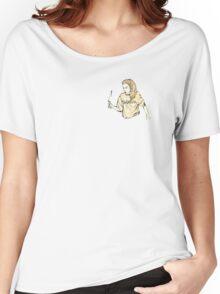 Warrior Girl Women's Relaxed Fit T-Shirt