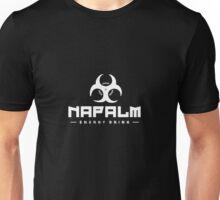 Napalm Energy Drink - White Unisex T-Shirt