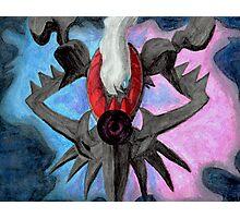 Pokemon Darkrai Watercolor Painting Photographic Print