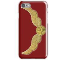 Gryffindor Snitch iPhone Case/Skin