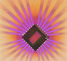 Glowing Chip by Dykland Wonderbread