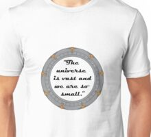 Stargate with Quote Unisex T-Shirt