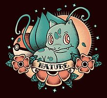 Nature by Typhoonic