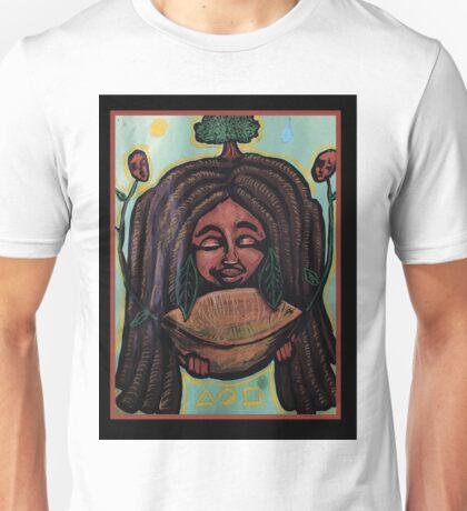 """Cultivate 1"" Unisex T-Shirt"