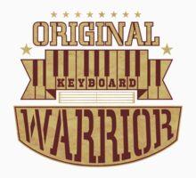 Keyboard Warrior One Piece - Short Sleeve