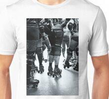 Roller derby team Unisex T-Shirt