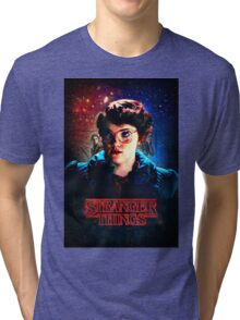 Stranger Things - Barbara Tri-blend T-Shirt