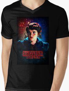 Stranger Things - Barbara Mens V-Neck T-Shirt
