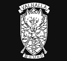 Valhalla Bound - On Black  Unisex T-Shirt
