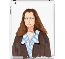 The Mysterious Muffy and Buffy Twins April Fools Day Portrait iPad Case/Skin