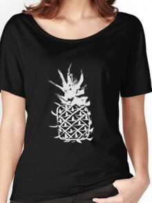 Love pineapple Women's Relaxed Fit T-Shirt