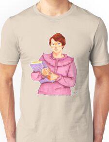Barb from Stranger Things Portrait Unisex T-Shirt