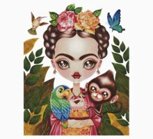 Frida Querida Baby Tee