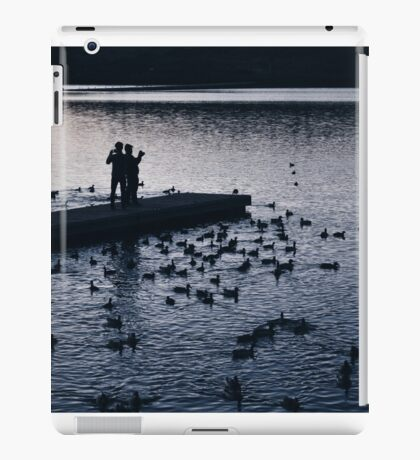 Lake Silhouette  iPad Case/Skin