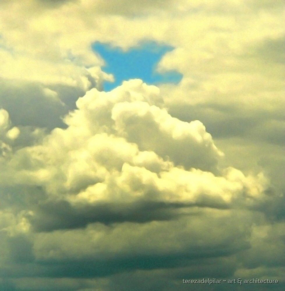 signs...a cross in the sky by terezadelpilar ~ art & architecture