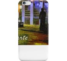 A La Carte iPhone Case/Skin