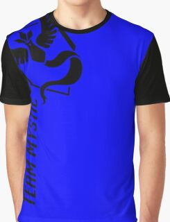 pokemon GO team mystic shirt Graphic T-Shirt