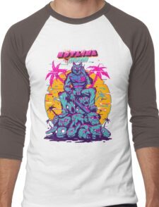 Hotline Miami Men's Baseball ¾ T-Shirt